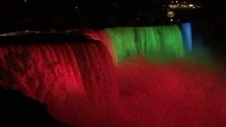 Niagara Falls at Night 2018