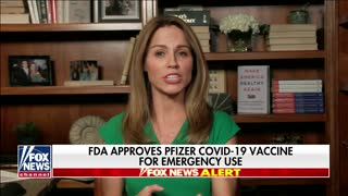 FDA issues emergency use authorization for Pfizer COVID-19 vaccine