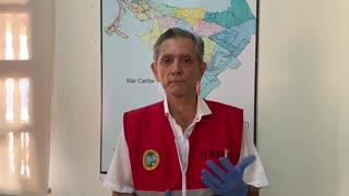 Álvaro Fortich sobre casos de coronavirus