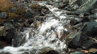 waterfall, nature sounds, white noise, relax