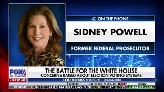 Sidney Powell on Massive Court Document Filing