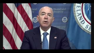 """DHS Sec. Mayorkas: """"We have not seen before such a rapid migration..."""""""