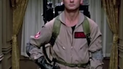 Ghostbusters funny clip I made