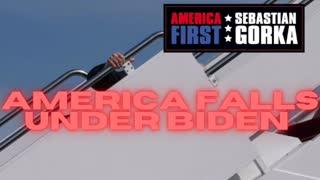 America falls under Biden. Sebastian Gorka joins John Batchelor