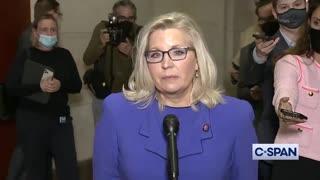 Liz Cheney Fair-well speech 😂