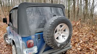 Hoosier National Forest Camping Recon