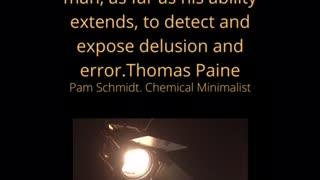 Expose Delusion & Error quote