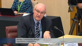 Senator Malcolm Roberts in Senate Estimates-Is the Government lying?