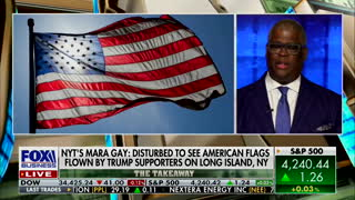 Charles Payne statement on the American Flag