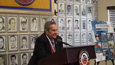 Felix Rodriguez Receives Gov Medal of Freedom: Felix Rodriguez