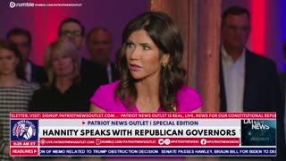 Hannity Speaks With Republican Governors | 5/26/2021