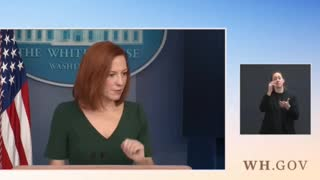 Psaki Blames Trump for Biden Border Surge