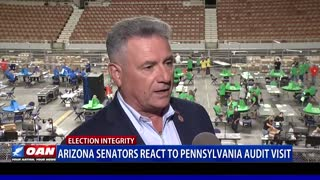 Ariz. lawmaker reacts to Pa. visit to audit