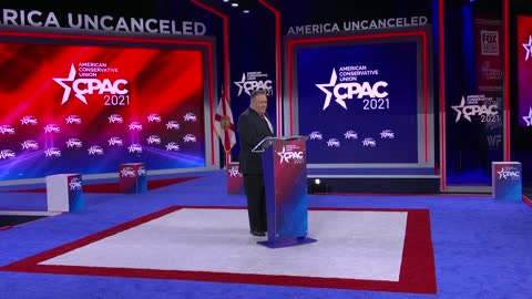 CPAC 2021- How the Bill of Rights Inspires Us at Home and Across the World