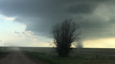 Tornado Intercept near Cope, Colorado, May 28 2018