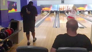 Picking up the spare