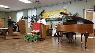 Livestream - April 26, 2020 - Royal Palm Presbyterian Church, Warner Hall