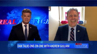 Real America - Dan W/ Andrew Giuliani (July 1, 2021)