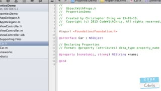 Learn Objective C Tutorial For Beginners - Episode 7