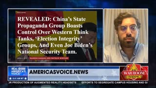Kassam Reveals Which U.S. Think Tanks, Media Companies are Assets for the Chinese Communist Party
