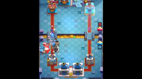 Clash Royale to the Wire