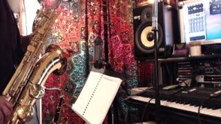 LIVE - My Funny Valentine on Bari Saxophone Greg Vail