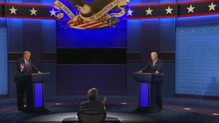 "Trump Says Joe Biden Called The Military ""Stupid Bastards"""