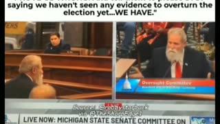 Michigan Demands Biden Prove No Fraud
