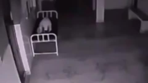 Soul leaving body caught on camera in china