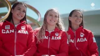 Team Canada, Tokyo 2020 Olympics #UpInTheAir | Gymnastics Documentary |