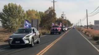 Trump Train Northern California