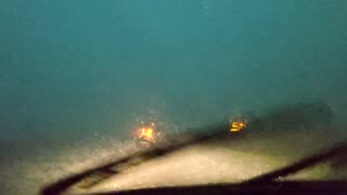 Traveling Through a Thunderstorm