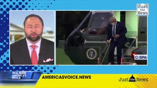 Trump campaign's Jason Miller says president will hit the trail again once cleared by doctors