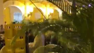 Fiesta en el Centro de Cartagena