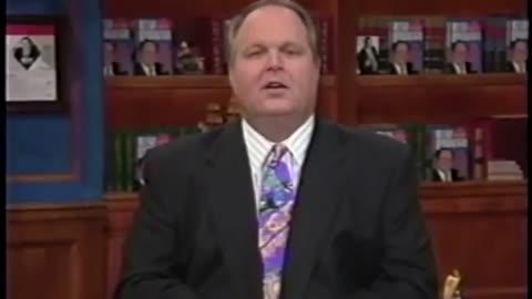 Highlights From The Rush Limbaugh TV Show | The Washington Pundit