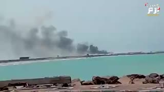 Iran-backed Houthi terrorists target port in Yemen with drones