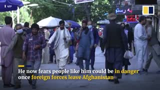 Afghan interpreters fear for their lives as Nato withdrawal looms