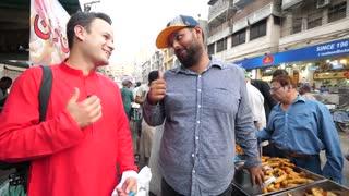 street food of pakistan