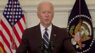 """Biden on New COVID Mandates: """"It Is Not About Freedom"""""""