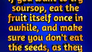 health Benefits of Soursop