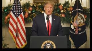 "President Trump ""Covid Stimulus"" Address"