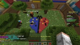 minecraft build battle