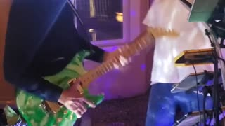 General Michael Flynn Jammin' on the Guitar at a Private Event