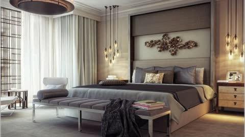Top Design Interior Bed Room Moderm - Part 8