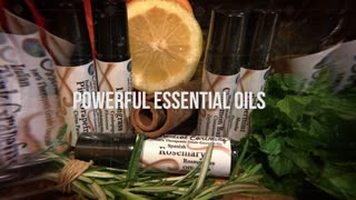Organic and Herbal Remedies for Earthlings