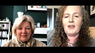 Dr. Sherri Tenpenny and Prof. Dolores Cahill Feb 21, 2021 - World Update