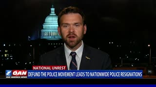 Defund the Police movement leads to nationwide police resignations