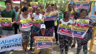 """Video: El Magdalena Medio, el epicentro del """"fracking"""" en Colombia"""