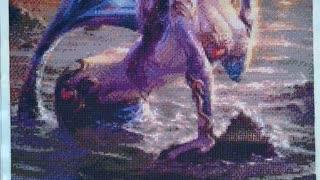 Mermaid Progress #4