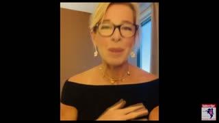 Katie Hopkins Explaining What 'Katie's Arm' Actually Is